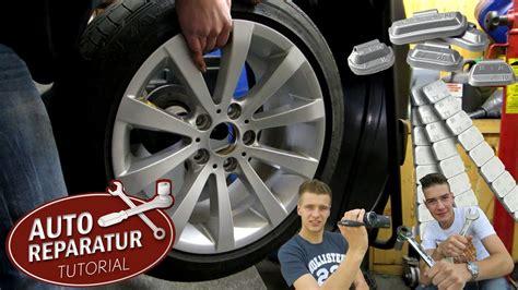 Motorradreifen Kosten by Reifen Wuchten R 228 Der Richtig Auswuchten Tutorial Hd
