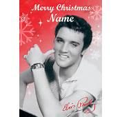 Alfa Img  Showing &gt Elvis Christmas Cards