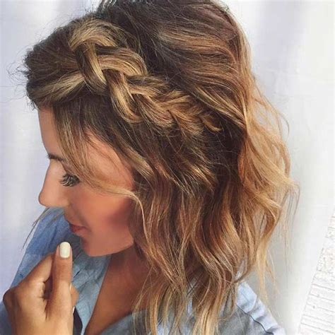 braided hairstyles layered hair 17 chic braided hairstyles for medium length hair dutch