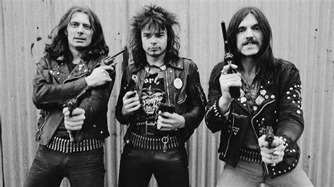 Blacklabel Rock Band Motorhead Glow In The Motorhead 005 M the story motorhead s overkill metal hammer