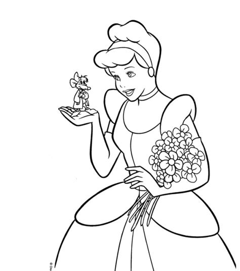 disney princess coloring pages cinderella to print get this disney princess cinderella coloring pages