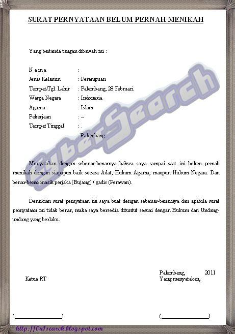 contoh surat pengunduran diri kerja format word 13 hontoh