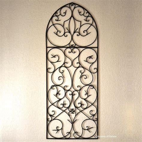 rod iron decorations wall wrought iron wall decor ideas for goodly wrought iron wall