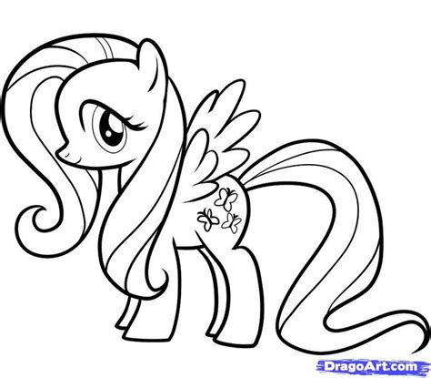 my little pony coloring pages of fluttershy mlp printable coloring pages how to draw fluttershy my