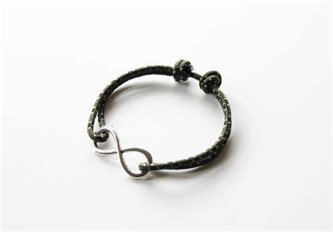 Infinity Rope Bracelet   Green