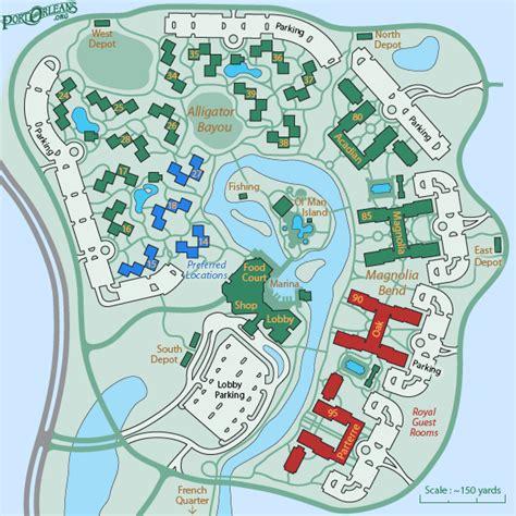port orleans riverside map port orleans maps directions
