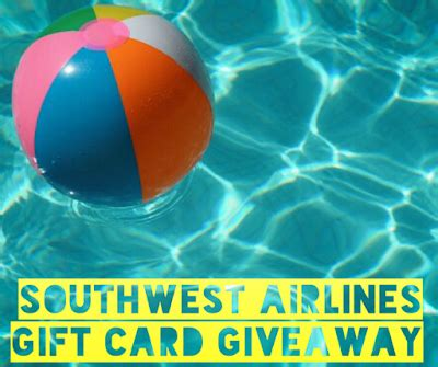 Southwest Giveaway - mommy blog expert giveaways