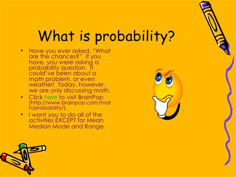 What Is The by Probability Powerpoint