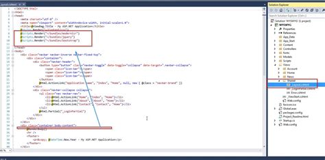 bootstrap templates for visual studio 2013 bootstrap bundle for visual studio phpsourcecode net