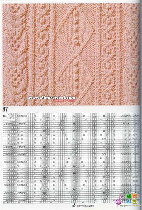 100个编织图样图解 大图 很清晰 超多麻花 4楼做了压缩包 棒针 女装图库 编织人生论坛