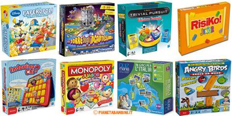 10 giochi di societ 224 da tavolo per bambini molto
