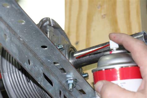 Squeaky Garage Door by How To Fix Squeaky Garage Doors Precision Garage Door
