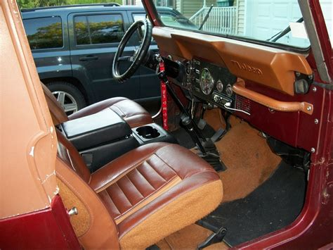 Image Gallery Cj7 Interior