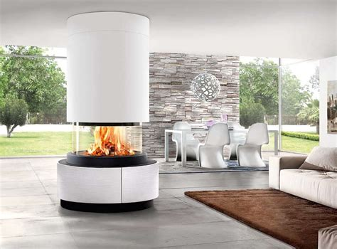 modern outdoor fireplace modern fireplaces for stunning indoor and outdoor spaces