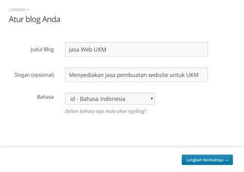 cara membuat wordpress fanfiction cara membuat wordpress melalui wordpress com ebenhaezer