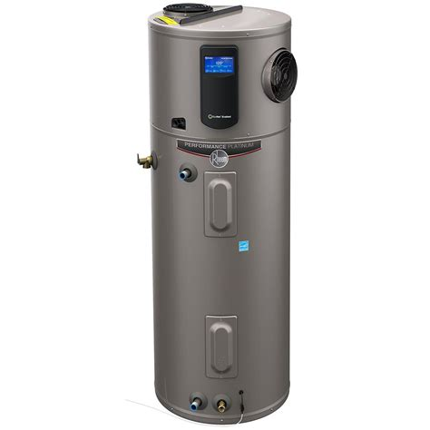 heat l home depot rheem performance platinum 50 gal 10 year hybrid high