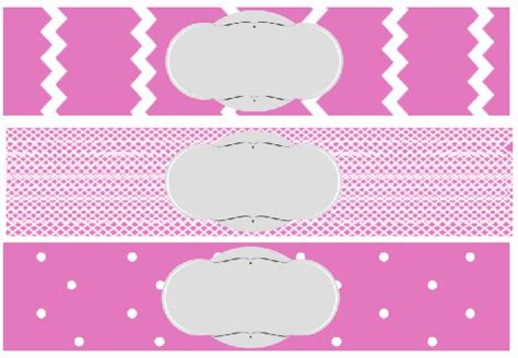 Water Bottle Labels For Baby Shower Template Free by Free Baby Shower Printables Packs Digital Papers