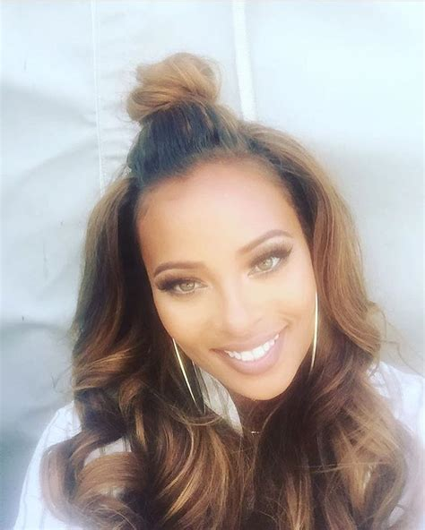 eva pigfor hair color brand model actress eva marcille mane moves pinterest eva