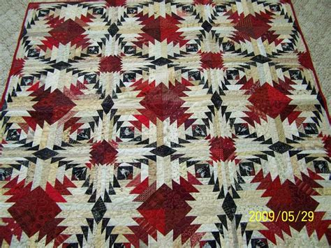 Pineapple Patchwork Pattern - 17 best images about log cabin and pineapple quilts on