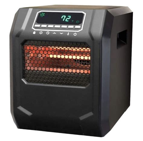 top   infrared space heater review