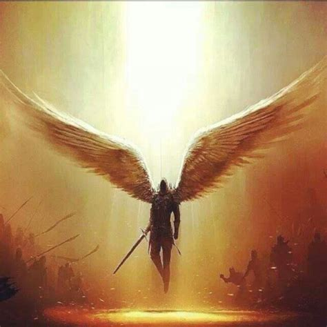 archangel michael quot you mean the archangel michael from the war yeah he s