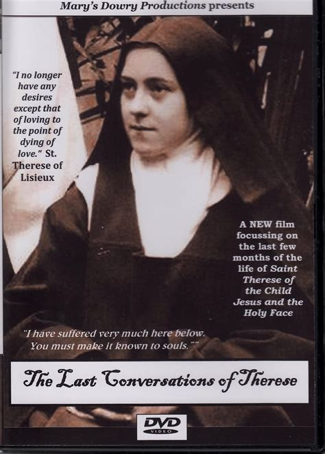 St Therese Of Lisieux Quotes | Therese Movie Quotes L2best Info