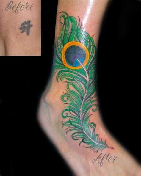 Tattoo Cover Up Pen | cover up peacocks and pens on pinterest