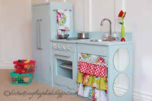 diy play kitchen ideas one haute kid pretty diy play kitchen