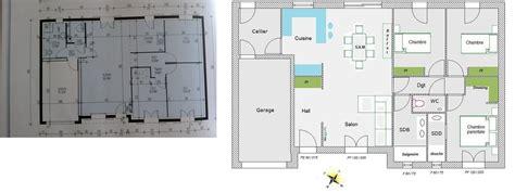 plan chambre 12m2 suite parentale 12m2 chaios com