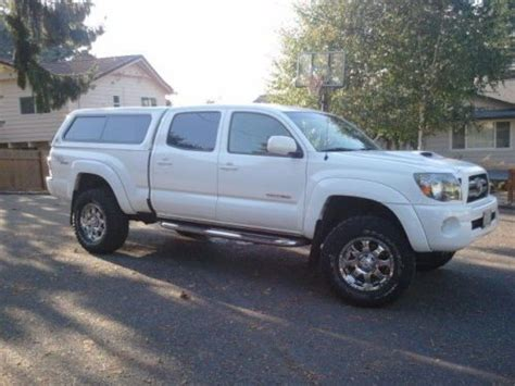 4 Door Toyota Tacoma For Sale by Purchase Used 2010 Toyota Tacoma 4wd Crew Cab 4