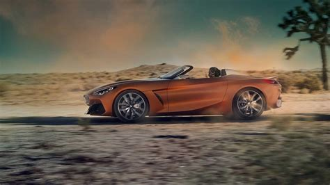 z4 bmw bmw z4 concept fully leaked and it s gorgeous