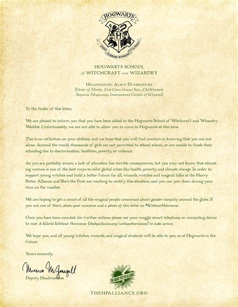 Hogwarts Acceptance Letter Lost In Mail hogwarts actual acceptance letter template www pixshark