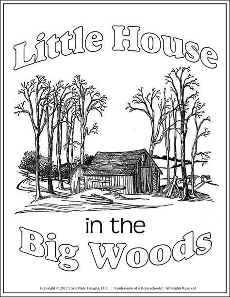 coloring pages little house on the prairie little house on the prairie coloring pages