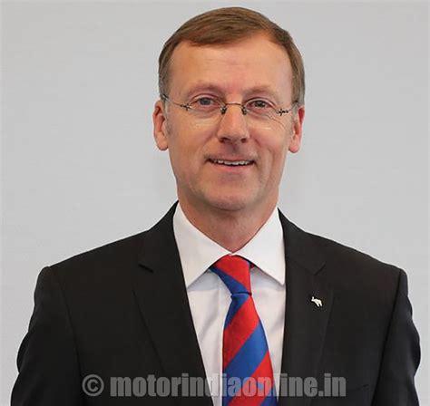 Bor Schmitz Andreas Busacker Is New Cfo Of Schmitz Cargobull