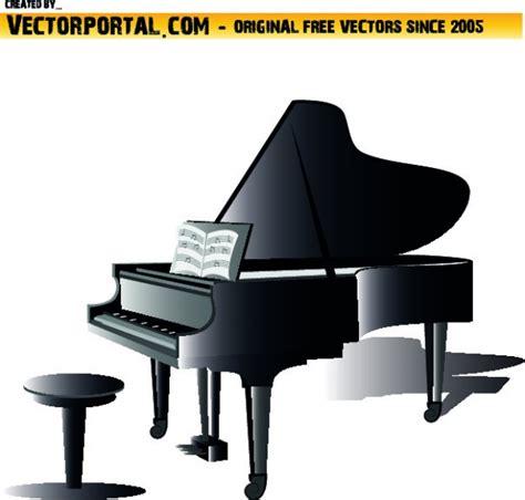 clipart da scaricare pianoforte strumento clipart scaricare vettori gratis