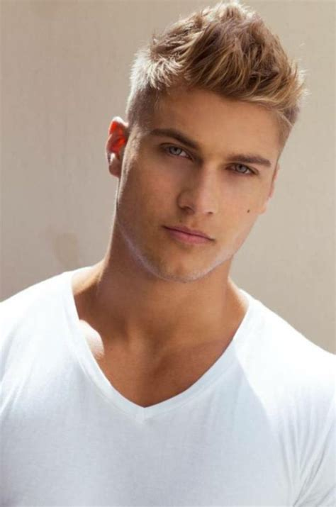 hairstyles for blonde guys beautiful men blonde hairstyles ideas men hairstyles mag