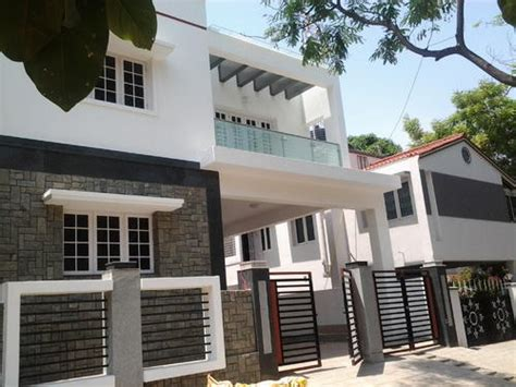 indian house front elevation balcony grill 9 design a