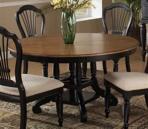 round black dining room table furniture wooden round dining table vanity white oval