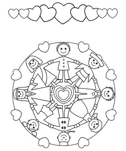mandala coloring pages michaels 190 best den země images on pinterest montessori school
