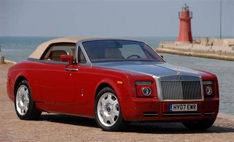 roll royce phantom drophead coupe car and driver