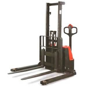 Lifting Equipment Melbourne Electric Platform Stacker