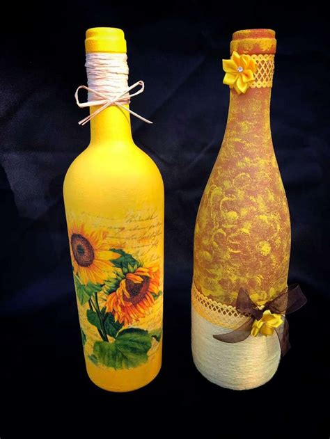 best 25 yarn bottles ideas on bottles vases