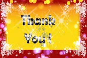 sparkling thank you free for everyone ecards greeting
