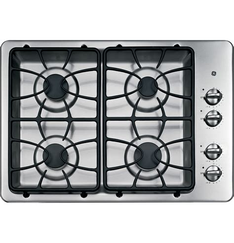 Ge Monogram 30 Gas Cooktop jgp329setss ge 174 30 quot built in gas cooktop the monogram
