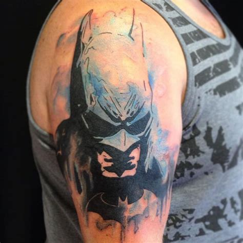 cool batman tattoo ideas 31 batman tattoos for men men s tattoo ideas best