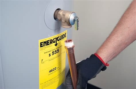 water heater pressure relief valve pipe how to replace a water heater temperature and pressure t