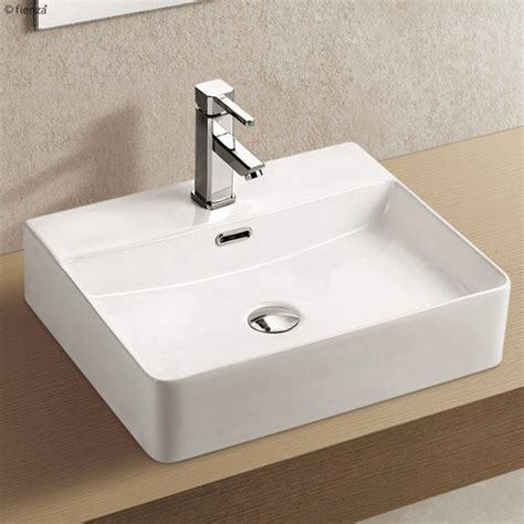 kitchen sink basins ceramic above counter basin bathroom basins