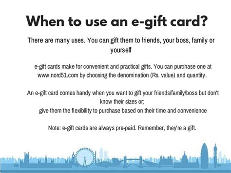 Can You Use E Gift Cards In Store - e gift card user guide nord51