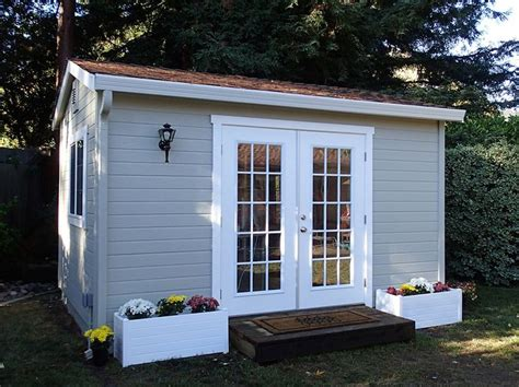 Insulated Garden Sheds by Best 25 Insulated Shed Ideas On Diy Exterior