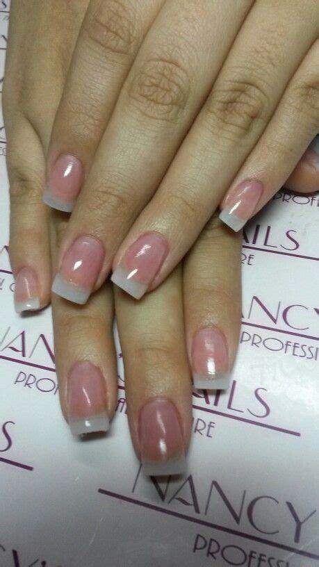fotos de unas acrilicas naturales u 241 as acrilicas naturales nails pinterest nail nail